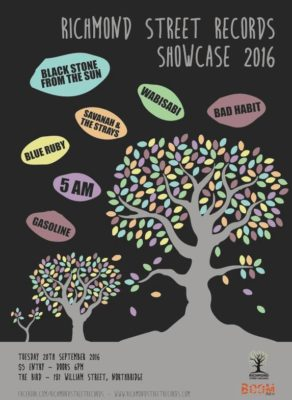 Richmond Street Records Showcase 2016